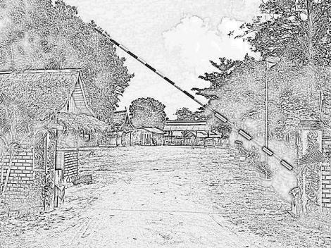 entrance to kelong