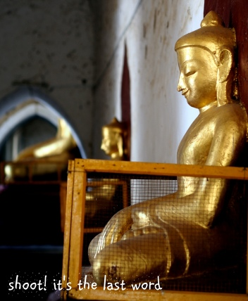 small buddhas