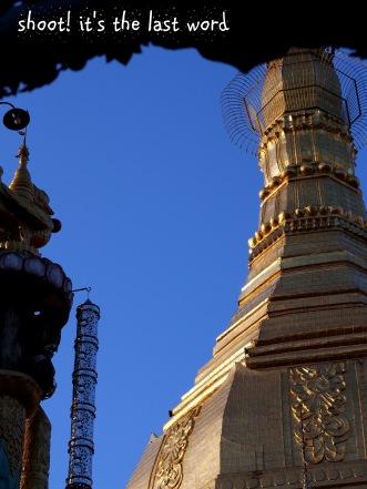 spires - sule pagoda