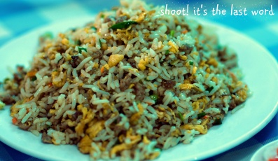 best fried rice in yangon