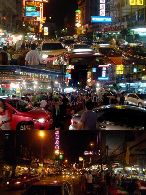 chinatown @night