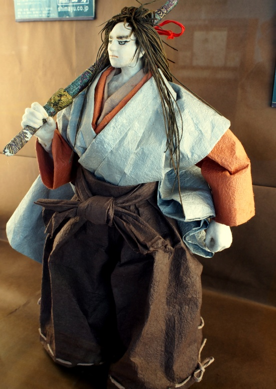 beautiful doll of taira no kiyomori