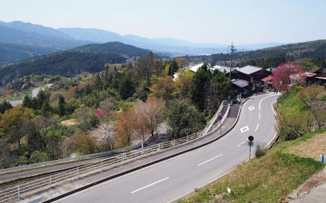 road to magome