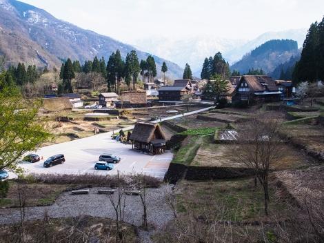 ainokura panoramic view
