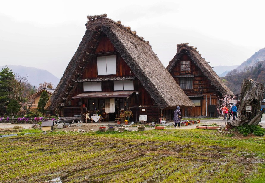 gassho houses