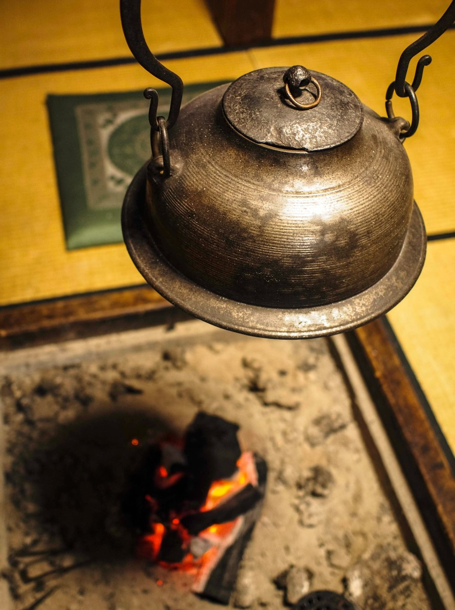 hearth in house