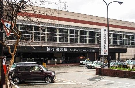 echigo yuzawa jr station