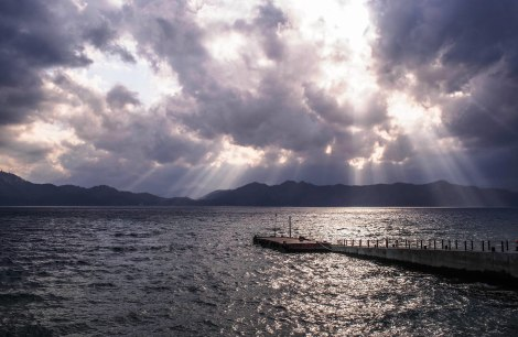 tazawako - the lake