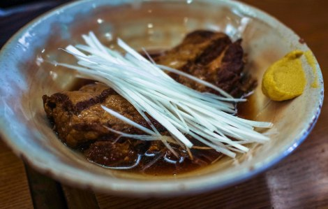 tender braised pork