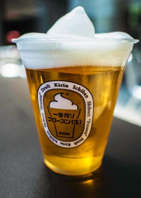 true ice cold beer