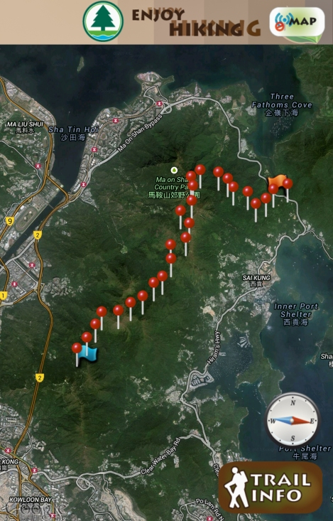 maclehose stage 4 reversed
