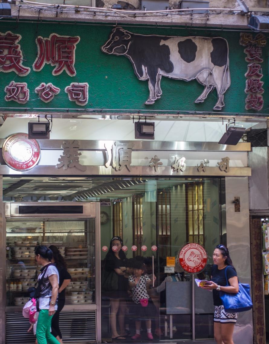 yishun milk diary