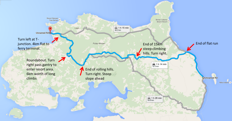 day 2 route