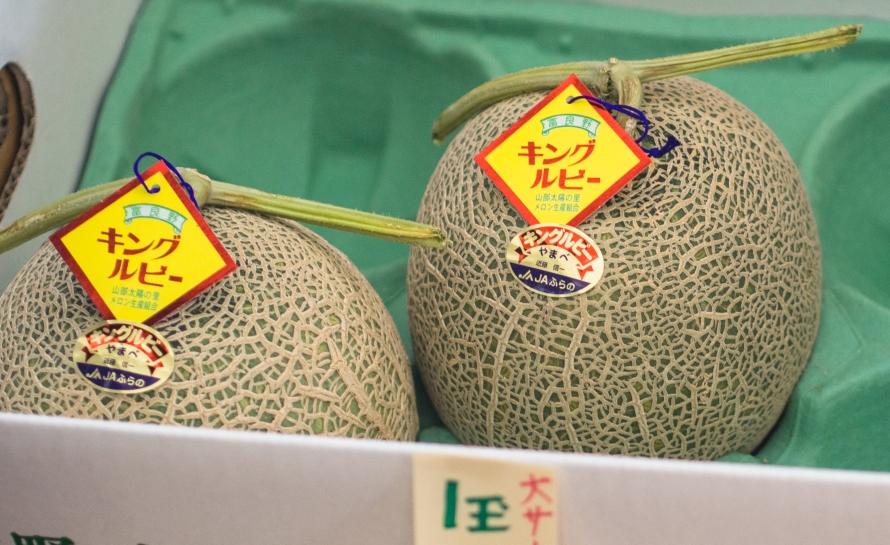 melons, hakodate