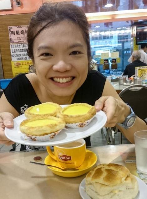 honolulu egg tarts