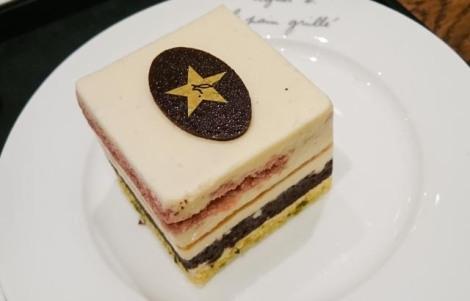 agnes b cake
