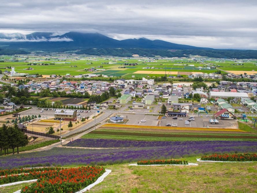 panoramic view from nakafurano