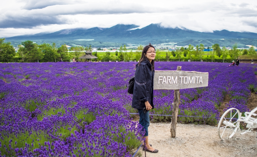 yes this is farm tomita