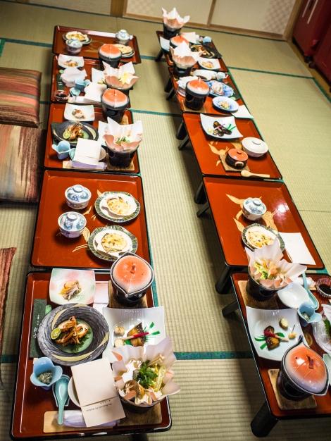 dinner ala japan hour style
