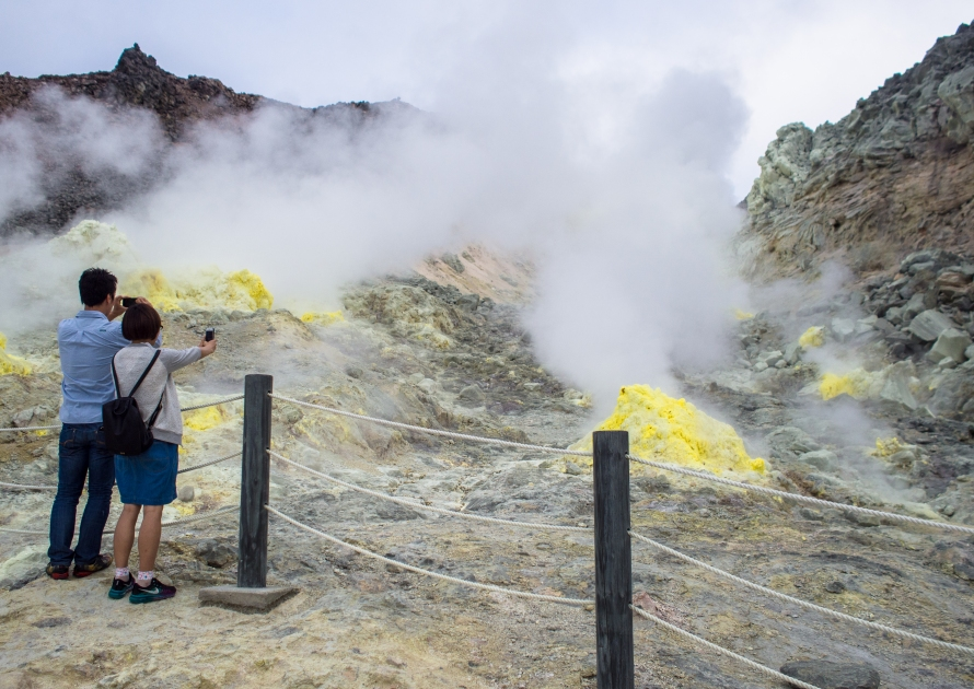 the closest i could ever get to the sulphur