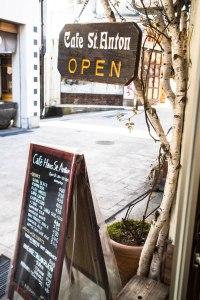 st anton's cafe