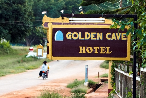 golden cave hotel