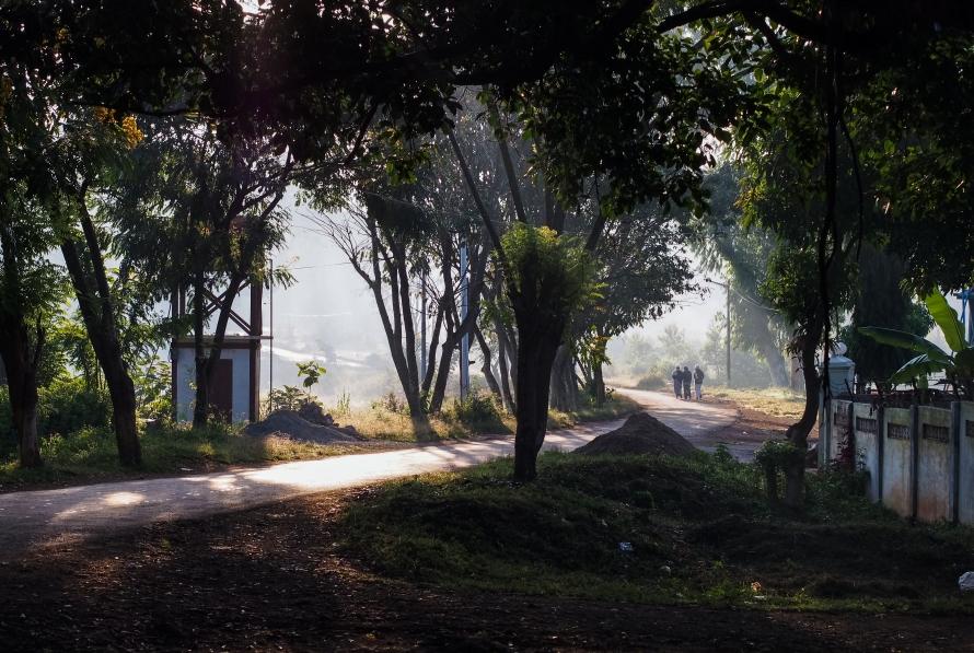 morning, pindaya