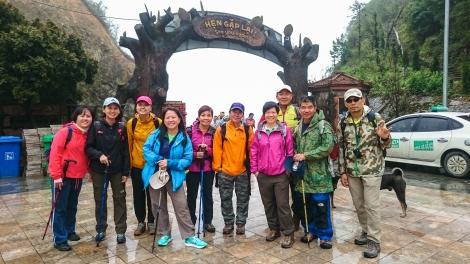 the big touristy arch