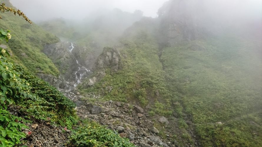 waterfalls enroute