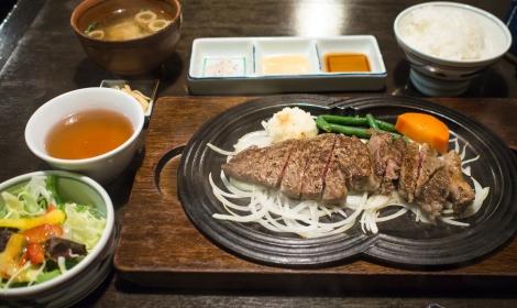 A5 kobe steak